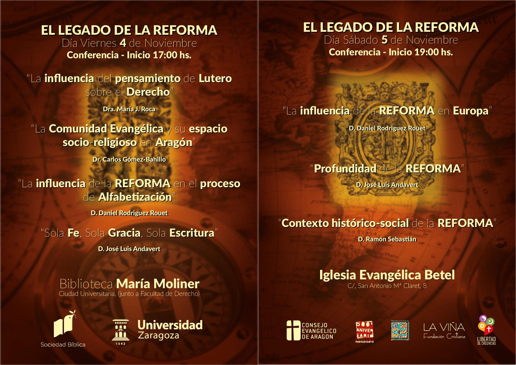 CEAR – Consejo Evangélico de Aragón